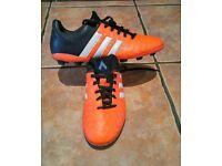 Boys Adidas Football boots - Size 3½ / 3.5