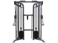 Bodymax CF820 Functional Trainer Dual Pulley Cable Machine