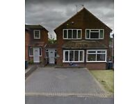 3 BEDROOM SEMI DETACHED HOUSE AVAILABLE, ASHWORTH ROAD, GREAT BARR!!
