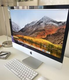 27inch Apple iMAC for sale