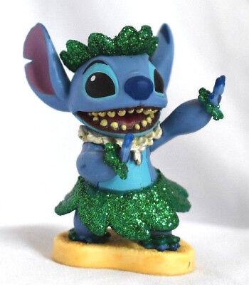 Disney Authentic LUAU STITCH FIGURINE Cake TOPPER LILO & STITCH Pvc Toy NEW  - Luau Kids Games