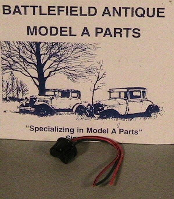 1928 1929 1930 1931 Model A Ford Ratrod Streetrod 3 Prong Plug Lights or Flasher