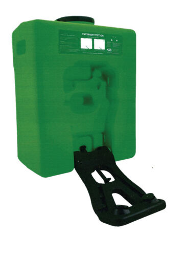 Emergency Eyewash Station Portable - Holds 9 Gallons