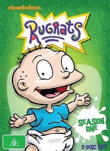 Rugrats-Season-1-One-Nickelodeon-DVD-R4-NEW-SEALED