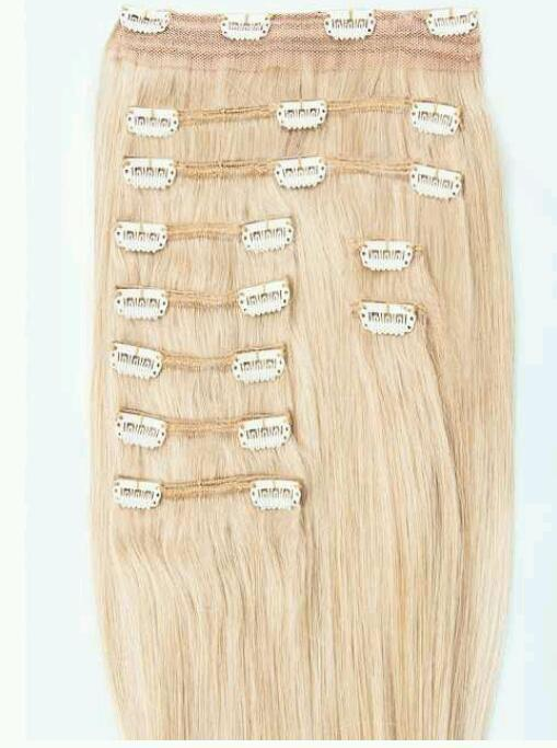 Brand New In Box Headkandy Dirty Looks Hair Extensions