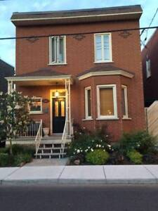 4 bedroom, fully furnished home for rent near Lachine canal