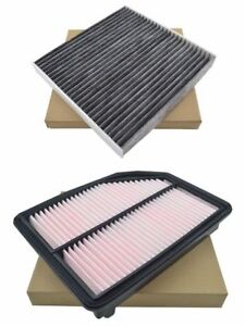 2012  HONDA CRV CABIN AND ENGINE FILTERS