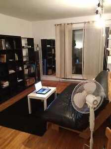 NICE AND COZY APARTMENT IN MONTREAL (C.D.N) AREA