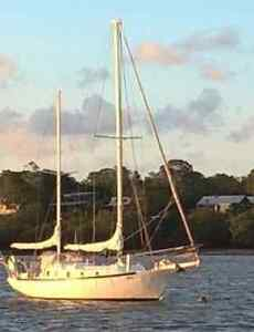 Live aboard and cruise the high sea's Macleay Island Redland Area Preview