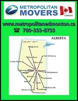 ***Only $89.00/H FOR 2 MEN AND A TRUCK***METROPOLITAN MOVERS