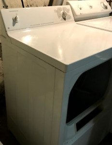 Electric washer/dryer