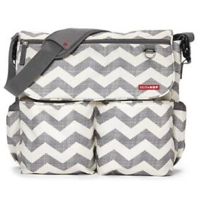 Diaper Bag, Skip Hop Chevron (Brand New)