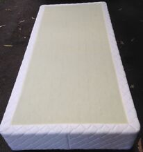 Ki g single bed base on casters - mint condition Dulwich Hill Marrickville Area Preview