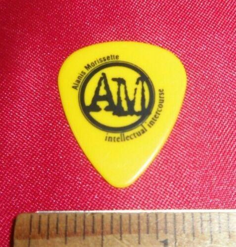 Alanis Morissette Nick Lashley Guitar Pick - 1996 Tour