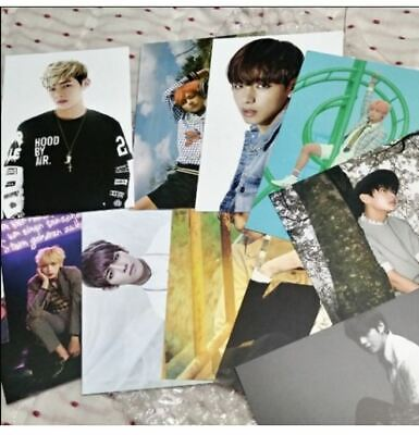 BTS Official Photo Card ARMYPEDIA United In Seoul V Taehyung Full Complete Set