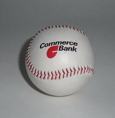 Commerce Bank Baseball Collectible Advertising