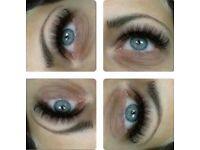 Russian volume eyelash extensions good price
