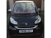 SMART For Two 1.0 84ps Passion, £30 Per Year Road Tax, 57 Miles Per Gallon, Heated Front Seats