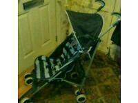 Mothercare light weight umbrella type buggy/stroller