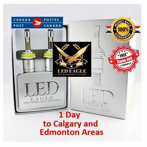 LED Headlight Bulbs Lighting Replacement HID Truck Dodge Ford Yellowknife Northwest Territories image 4