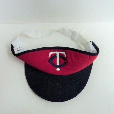 1970's Minnesota Twins Team Visor Hat - Never Used - FLASH SALE - Cheap Visor Hats