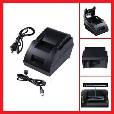 Quickbooks Aldelo Usb Mini 58mm Pos Thermal Dot Receipt Bill Printer Paper Roll