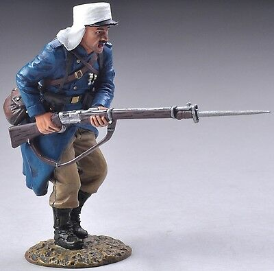 THOMAS GUNN FRENCH FOREIGN LEGION FFL044C CHARGING LEGIONNAIRE KHAKI TROUSER MIB