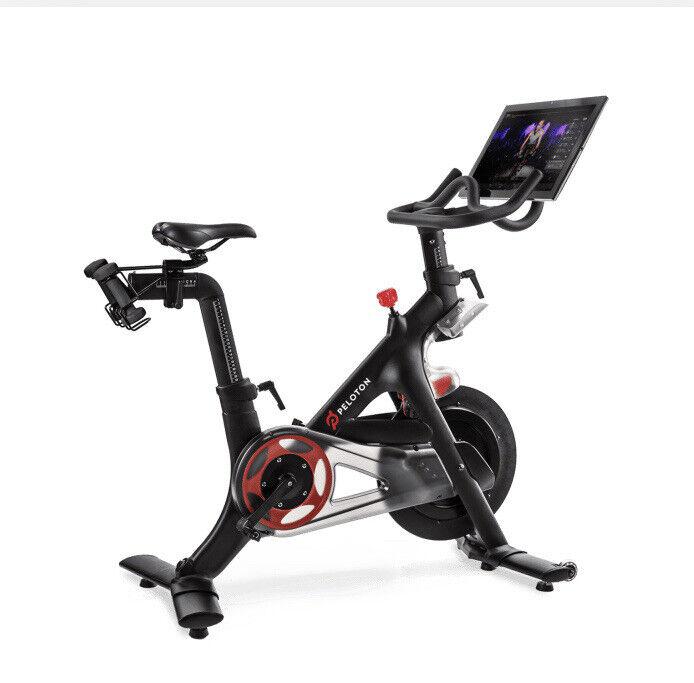 Peleton exercise bike New!