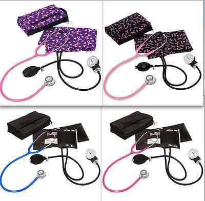 Prestige Medical Blood Pressure Clinical Lite Stethoscope Kit New Colors