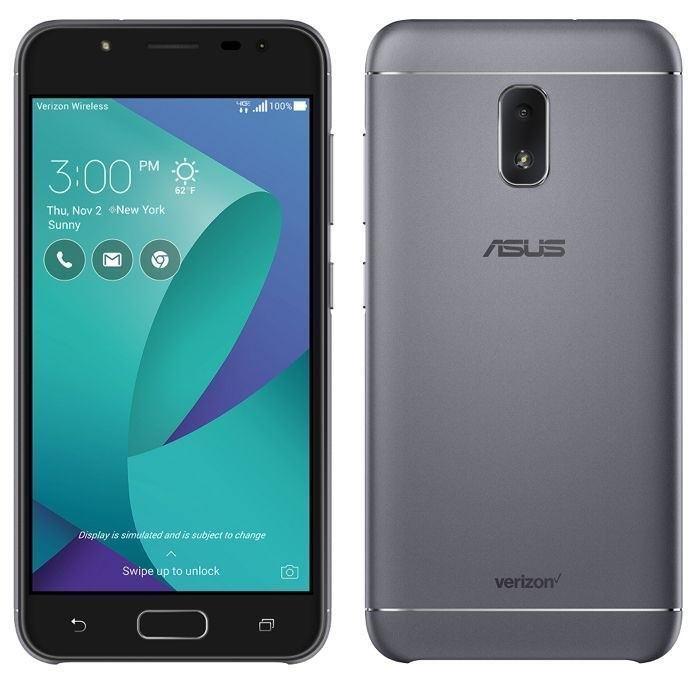"""ASUS ZenFone V Live V500KL A009 16GB Slate Grey """"Factory Unlocked"""" Smartphone"""