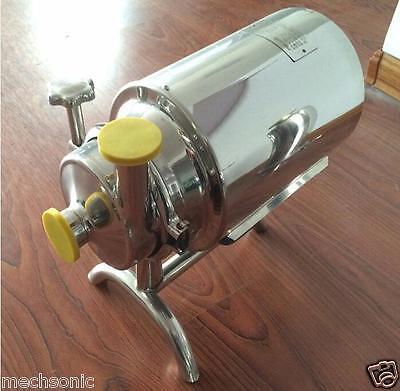 Stainless Steel Sanitary Pump Sanitary Beverage Milk Delivery Pump 3th 0.75kw S