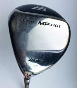 Driver Mizuno bois #1 MP-001 Forged 9* GAUCHER Stiff