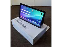 "Samsung Galaxy View Tablet 18.4"" Inch 32GB"