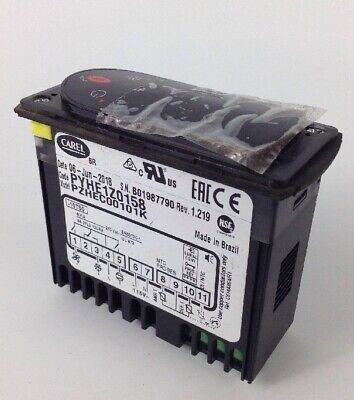 Carel Pyhe1z0158 Pzhec00101k Electronic Controller Free Shipping