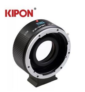 KIPON adapter Mamiya 645 lens/ Fuji GFX (0.7x Baveyes)