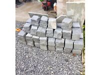 Quoins/cornerstones granite