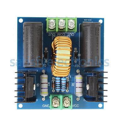 Dc 12v-30v Zvs Tesla Coil Marx Generator High Voltage Power Supply 20a 1000w