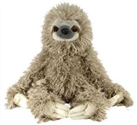 3 TOED SLOTH. VALENTINES GIFT