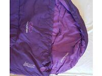 JUNIOR Highlander sleeping bag