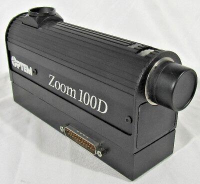 New Optem Zoom 100d 29-69-11 Camera