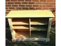 BOOKCASE/ DISPLAY CABINET