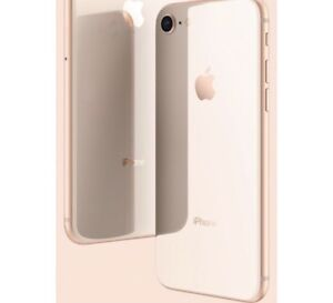 Brand new iPhone 8 (available September 28 for sale)