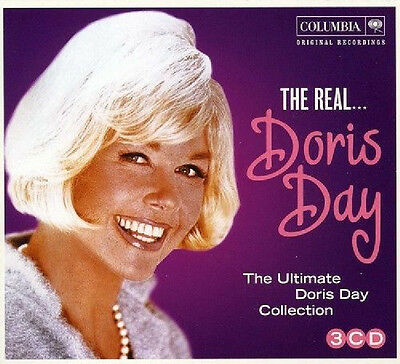 Doris Day   69 Greatest Hits   Import 3 Cd Box Set   All Original Songs   New