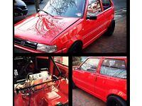Fiat uno turbo 1.3 track spec