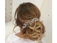 Event's Hairdresser… Weddings, Proms, Special Events!