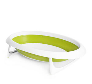 Collapsible Baby Bathtub: Boon Naked 2-Position Collapsible Bath