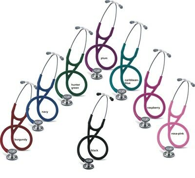 3M Littmann Cardiology IV, Stethoscope - 20 Colors Available - 7 Years Warranty