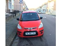 Hyundai i10, 2 previous owners + 12 months MOT