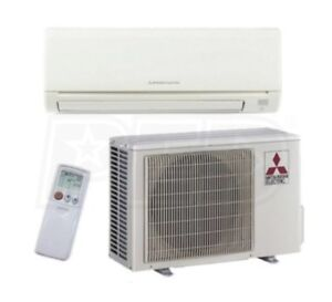 Mitsubishi Electric Ductless Mr Slim Air Conditioner