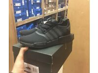 Brand new triple black nmd size 9